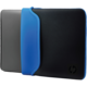 "HP 14"" Pouzdro Neoprene Sleeve černá / modrá"
