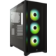 Corsair iCUE 4000X RGB, černá