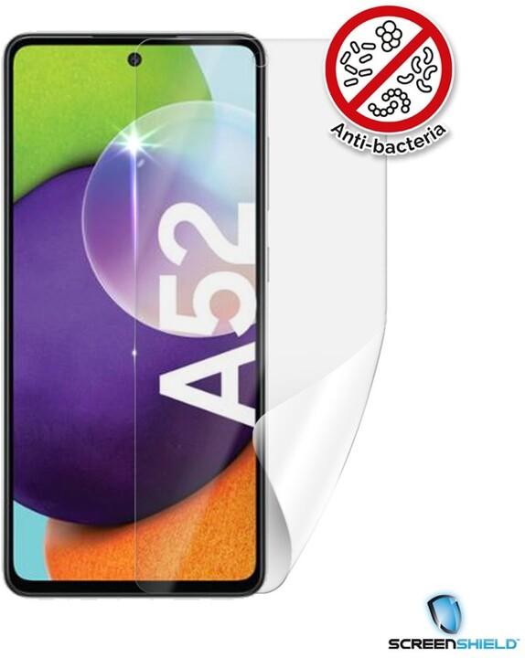 Screenshield ochranná fólie Anti-Bacteria pro Samsung Galaxy A52/A52s/A52 5G