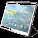 C-TECH PROTECT STC-08, pouzdro pro Galaxy Tab S 8.4, černá