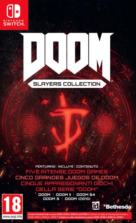 Doom - SlayersCollection (SWITCH)