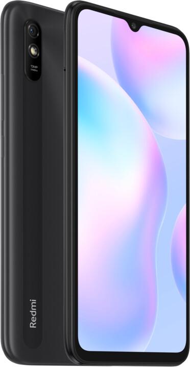 Xiaomi Redmi 9A, 2GB/32GB, Granite Gray