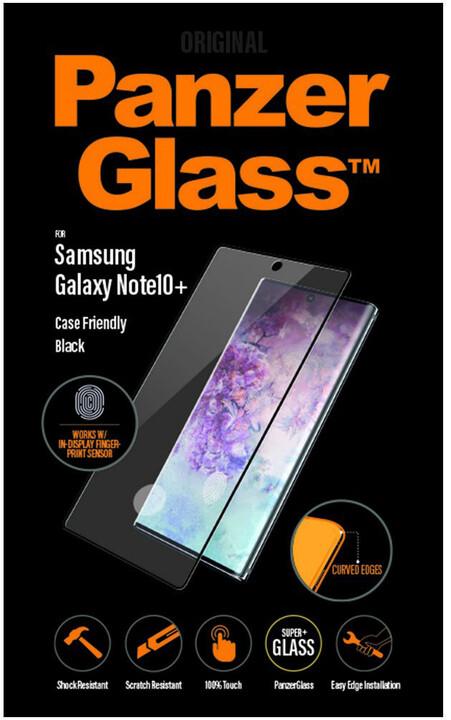 PanzerGlass Premium pro Samsung Galaxy Note 10+, černá