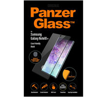 PanzerGlass ochranné sklo Premium pro Samsung Galaxy Note10+, FingerPrint Ready, černá