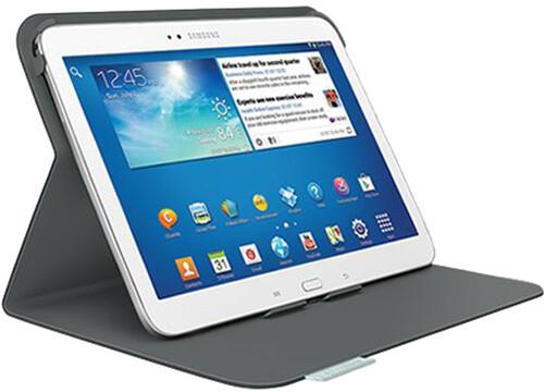 """Logitech Folio Protective Case pro Samsung Galaxy Tab 3 7"""", uhlíková čerň"""