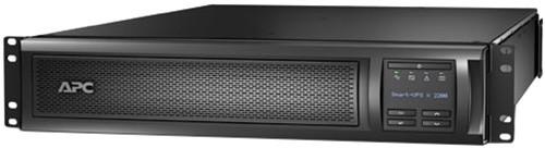 APC Smart-UPS X 2200VA Rack/Tower LCD, 230v, síťová karta, 2U
