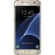Samsung EF-QG930CF Clear Cover Galaxy S7, Gold