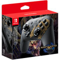 Nintendo Pro Controller, Monster Hunter Rise Edition (SWITCH)