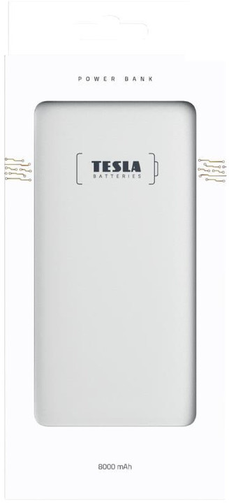 TESLA Powerbank 8000mAh