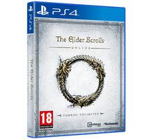 The Elder Scrolls Online: Tamriel Unlimited (PS4) - 0093155149380