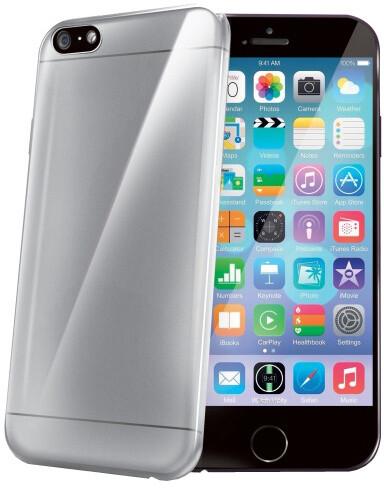 CELLY Ultrathin pouzdro pro Apple iPhone 6, čirá