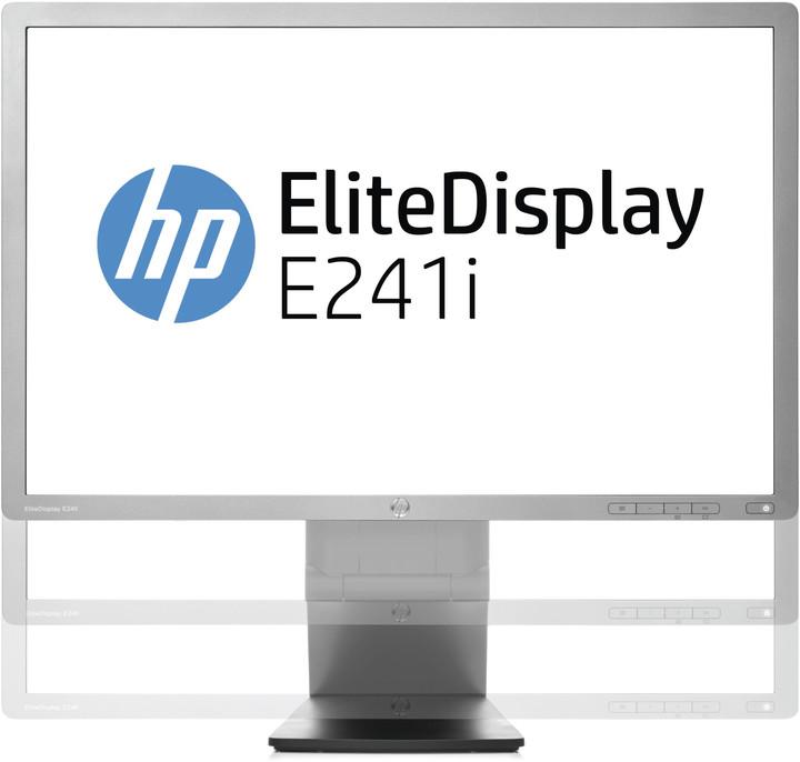 """HP E241i - LED monitor 24"""""""
