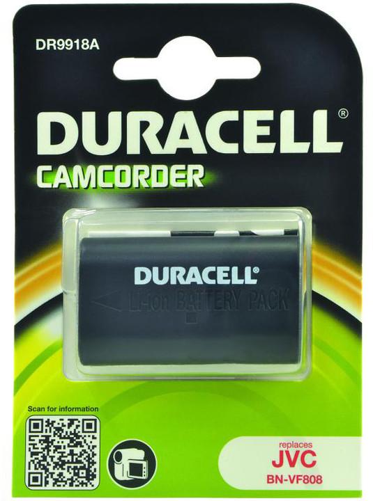Duracell baterie alternativní pro JVC BN-VF808