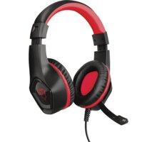 Trust GXT 404R Rana, černá/červená (SWITCH) - 23439