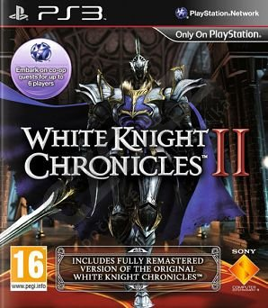 White Knight Chronicles 2 - PS3
