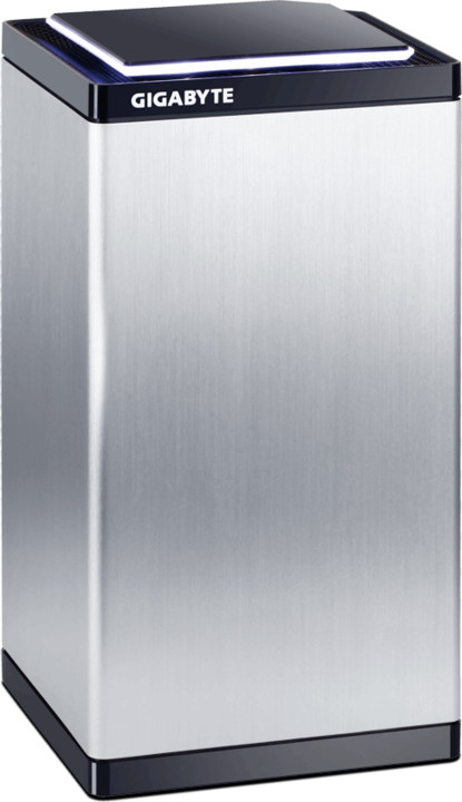 GIGABYTE BRIX BNi7HG4-950, stříbrná