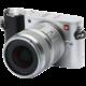 Digitální fotoaparáty s výměnnými objektivy