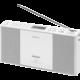 Sony ZS-PE60, bílá