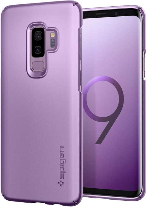 Spigen Thin Fit pro Samsung Galaxy S9+, purple