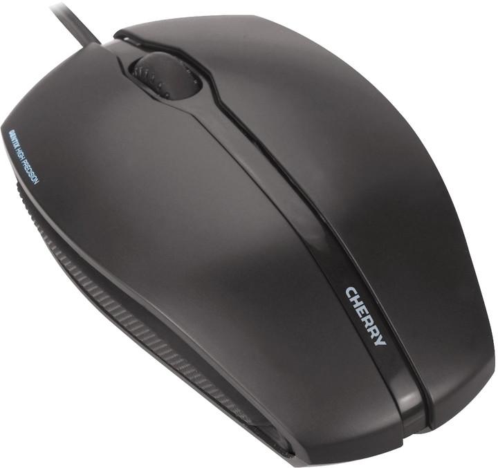 CHERRY Gentix, USB, černá