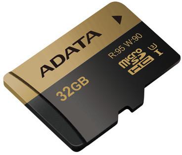 ADATA Micro SDHC XPG 32GB UHS-1 U3