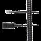 JPL kabel BL-04+P - pro náhlavky s QD konektorem do RJ9 portu telefonů