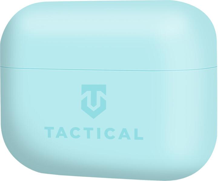 Tactical ochranné pouzdro Velvet Smoothie pro Apple AirPods Pro, tyrkysová
