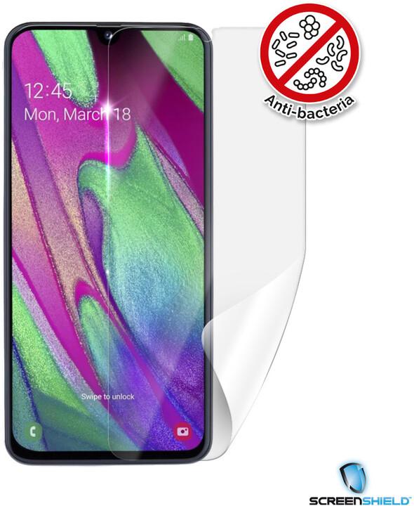 Screenshield ochranná fólie Anti-Bacteria pro Samsung Galaxy A40