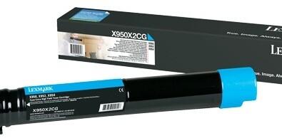 Lexmark X950X2CG, cyan