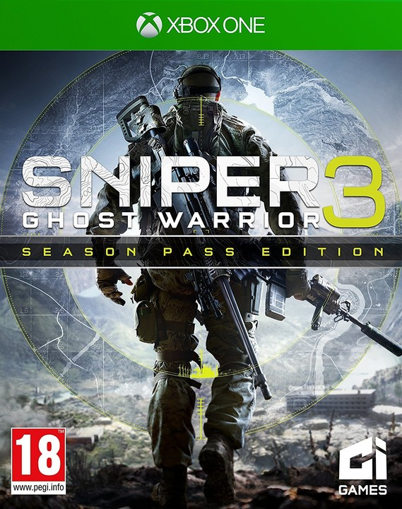 Sniper Ghost Warrior 3: Season Pass Edition - elektronicky