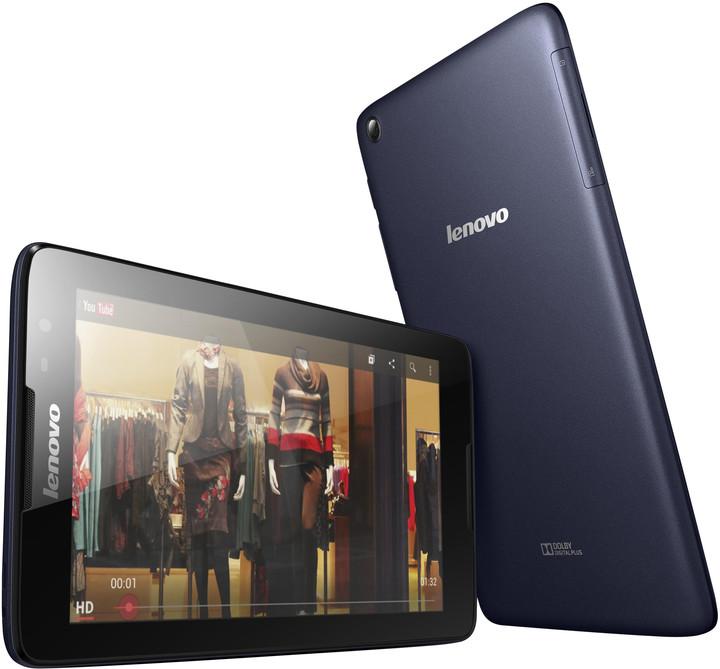 Lenovo IdeaTab A8-50, 16GB, modrá