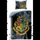 Povlečení Harry Potter - Hogwarts (černé)