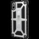 UAG Monarch case - iPhone X, platinum