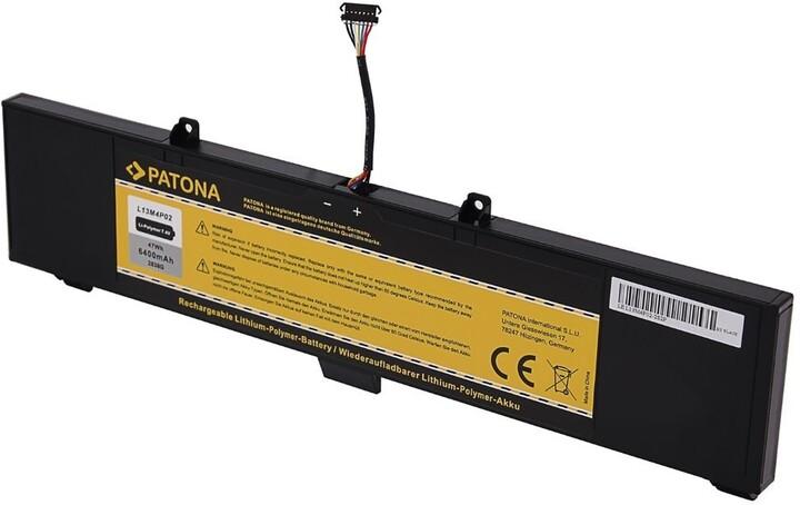 Patona baterie pro ntb Lenovo Y50-70, 6400mAh, 7.4V, Li-Pol