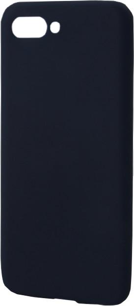 EPICO Pružný plastový kryt pro Honor 10 SILK MATT, tmavě modrý