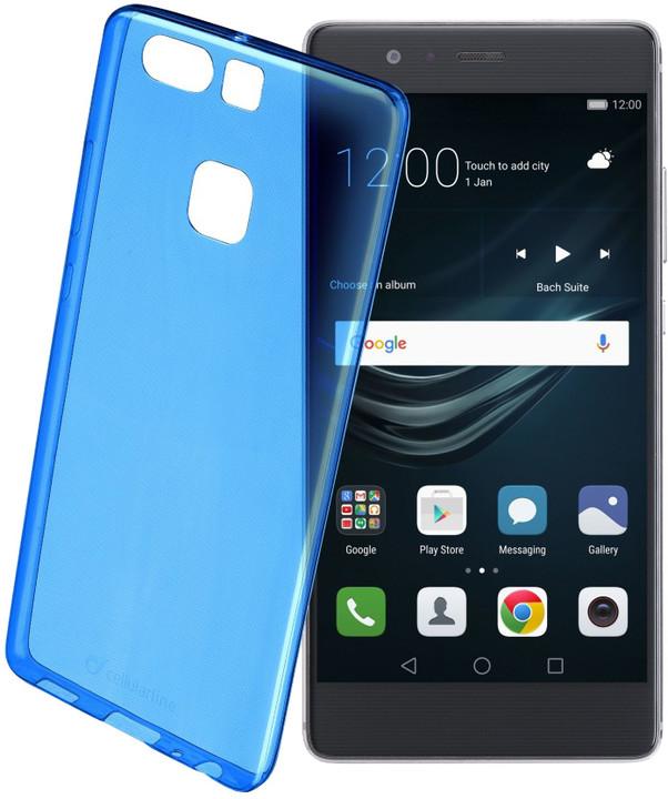 CellularLine COLOR barevné gelové pouzdro pro Huawei P9, modré