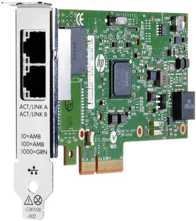 HPE 361T 2-portová sítová karta 1 GbE