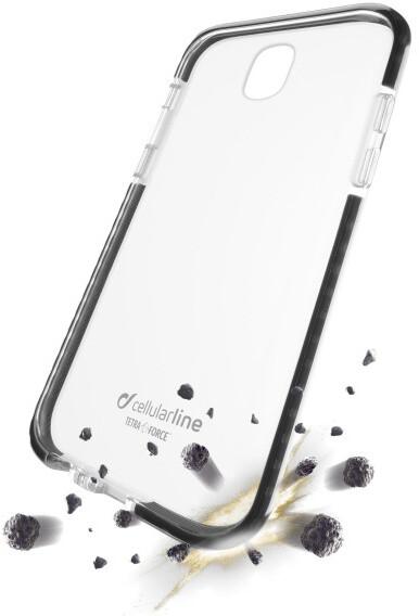 CellularLine TETRA FORCE CASE Ultra ochranné pouzdro pro Samsung Galaxy J5 (2017) ,transparentní