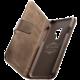 CellularLine prémiové kožené pouzdro typu kniha Supreme pro Samsung Galaxy S9 Plus, hnědé  + Voucher až na 3 měsíce HBO GO jako dárek (max 1 ks na objednávku)
