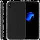 EPICO ULTIMATE plastový kryt pro iPhone X - černý  + EPICO Nabíjecí/Datový Micro USB kabel EPICO SENSE CABLE