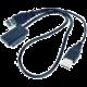 Gembird CABLEXPERT kabel externí adaptér USB na Slim SATA SSD, DVD