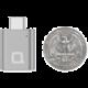 Nonda USB Type-C > USB 3.0 Typ-A Mini adaptér - Grey