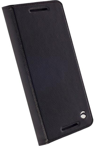 Krusell flipové pouzdro MALMÖ FolioCase pro LG Nexus 5X, černá