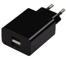 Hama dvojitá síťová USB nabíječka, 2,1 A - 121978