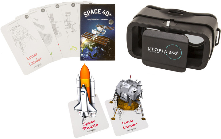 Retrak 4D Augmented Reality - Space Bundle