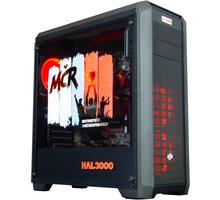 HAL3000 MČR Finale 2 Pro 3060 Ti, černá 1TB NVMe SSD / M.2 PCIe Gen 3 x 4 NVMe již předmontovaný v hodnotě 2 999 Kč