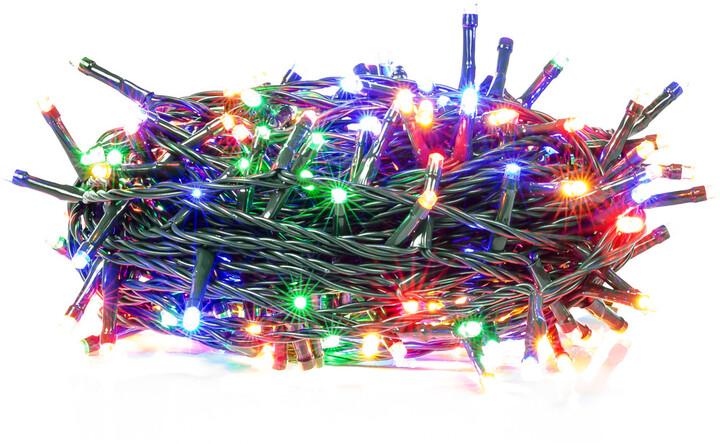 Retlux vánoční řetěz RXL 263 Classic, 100xLED, 8 funkcní, 15m, multicolor