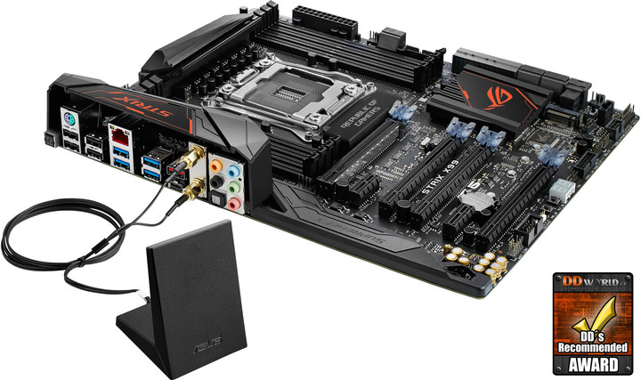 ASUS STRIX X99 GAMING - Intel X99