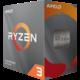 AMD Ryzen 3 3100  + 100Kč slevový kód na LEGO (kombinovatelný, max. 1ks/objednávku)