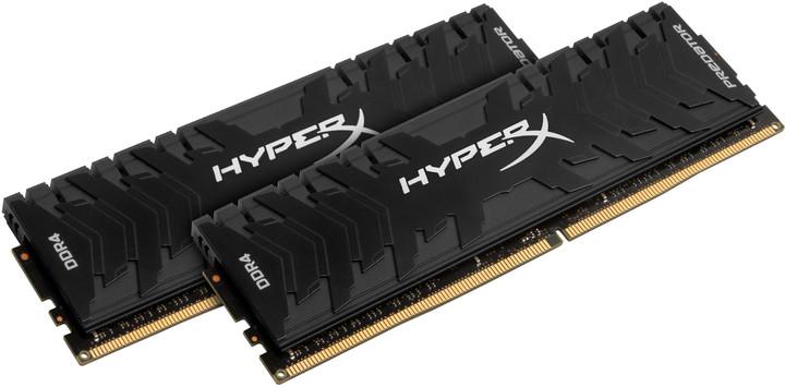 HyperX Predator 16GB (2x8GB) DDR4 3600